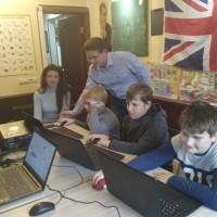 В Клубе начали работать курсы программирования и администрирования / № 348