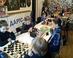 Стартовал 17-й Чемпионат Трехгорки по шахматам среди начинающих. 1 этап. / № 408